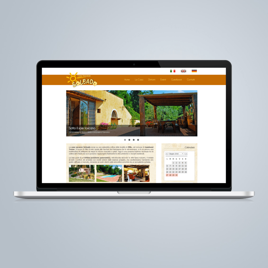 sito internet casa vacanze