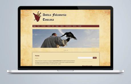 sito internet falconieri