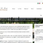 sito da me realizzato - versione desktop