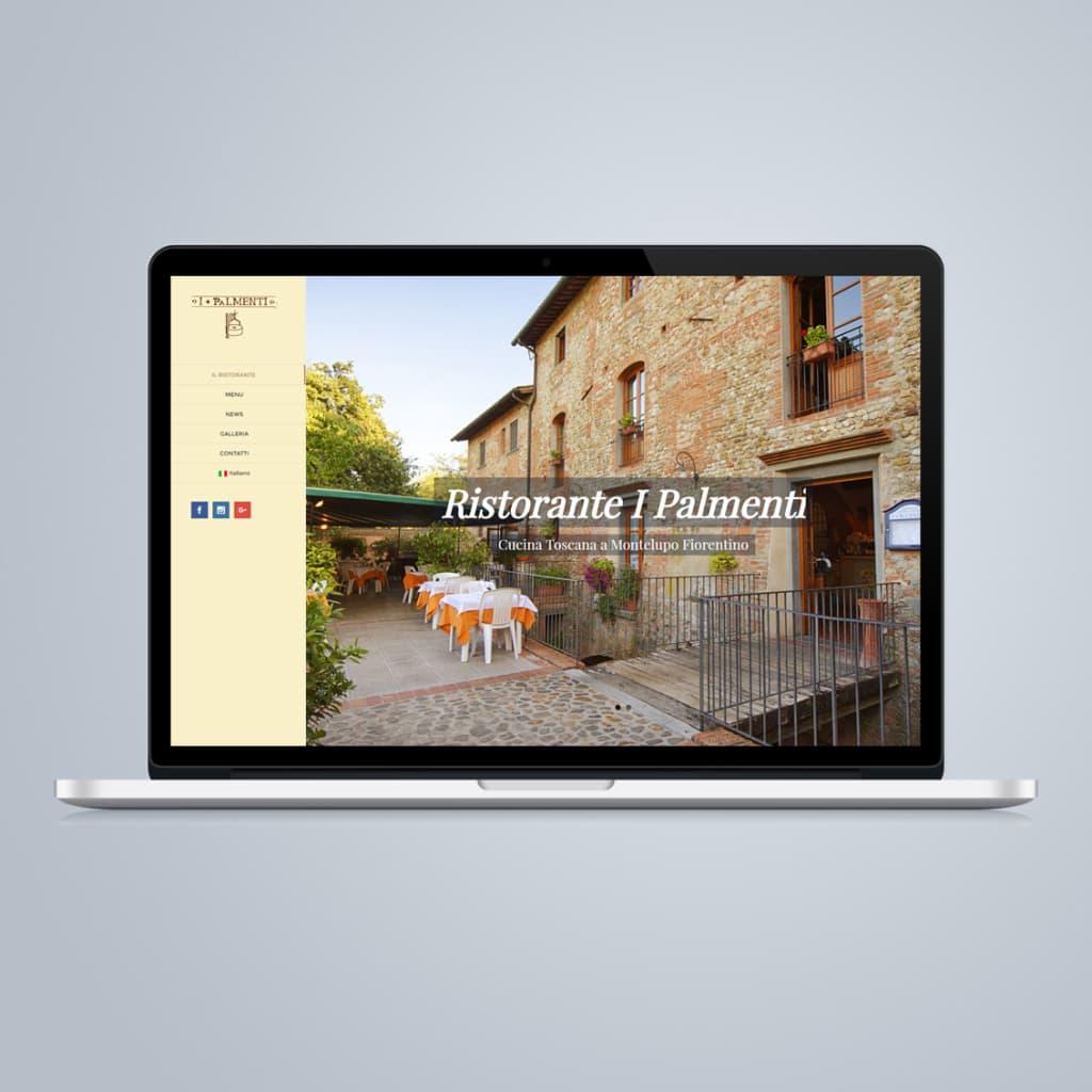 sito internet ristorante montelupo