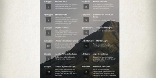 creazione calendari
