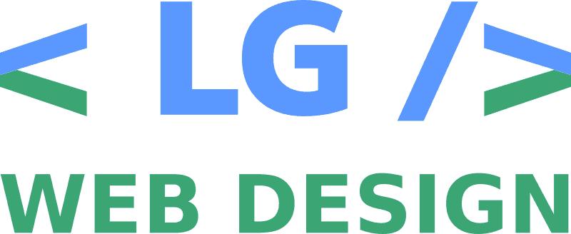 LG Web Design Logo