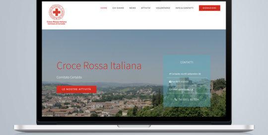 sito internet croce rossa