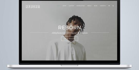 creazione sito internet moda